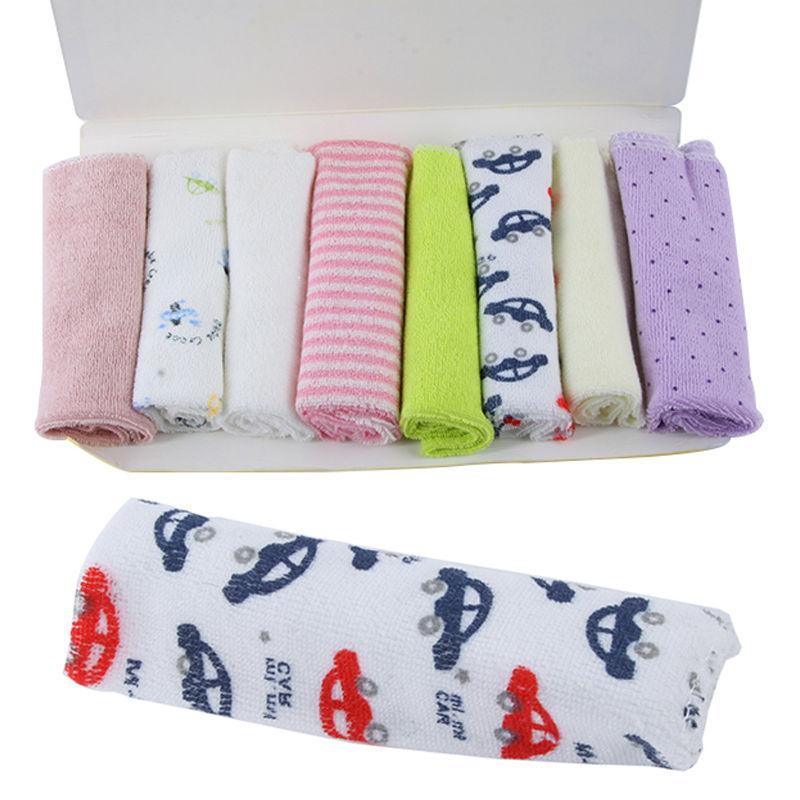 buy 8pcs kids baby towel set toddler. Black Bedroom Furniture Sets. Home Design Ideas
