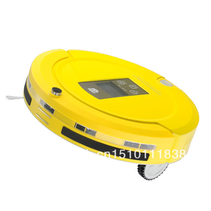 Multifunctional Robot Vacuum Cleaner Similar Function A325 Auto Recharge Vacuum Cleaner(China (Mainland))