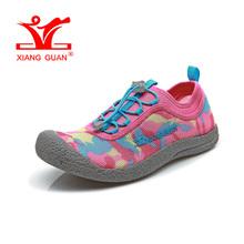 XIANGGUAN Woman Running Shoes Women Upstream Trainers Pink Loafers Summer Water Sports Boating Shoe Outdoor Walking Sneakers Top
