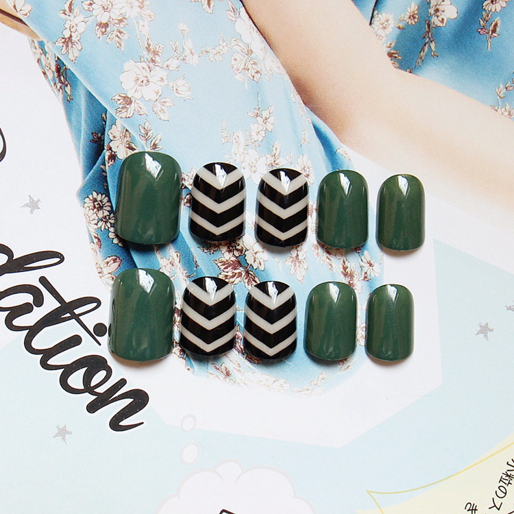 Cool fake nails promotion shop for promotional cool fake for Decoration ongle