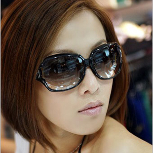 Sun glasses women's polarized sunglasses female sunglasses large sunglasses glasses 3043