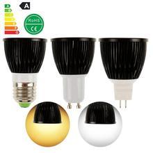 Buy Super Bright COB LED Lamp E27 GU10 MR16 10W 12W 15W 110V 220V High Power Warm Cold white Led COB Light Bulb Spotlight Spot Light for $2.34 in AliExpress store