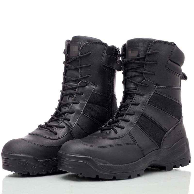 military black combat boots yu boots