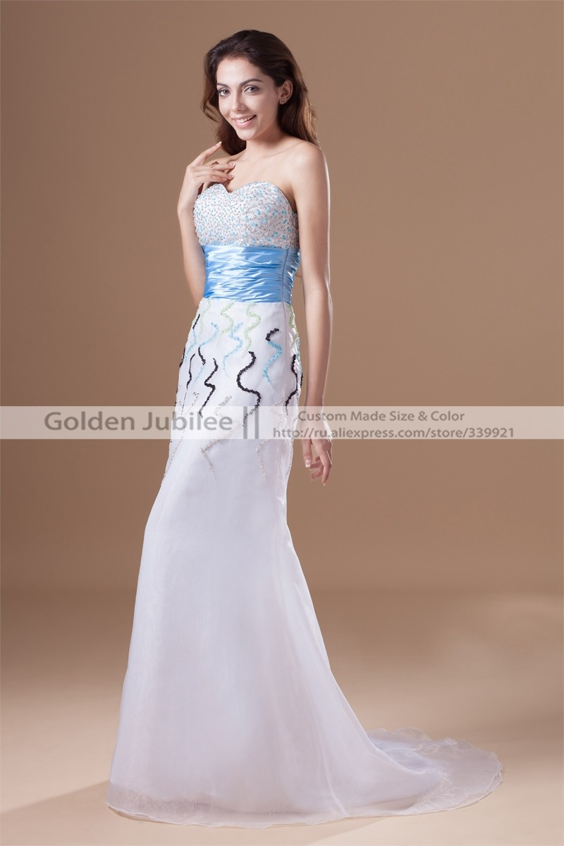 A-Line-Sweetheart-Satin-Organza-Sleeveless-Special-Occasion-Dresses-23348-86048