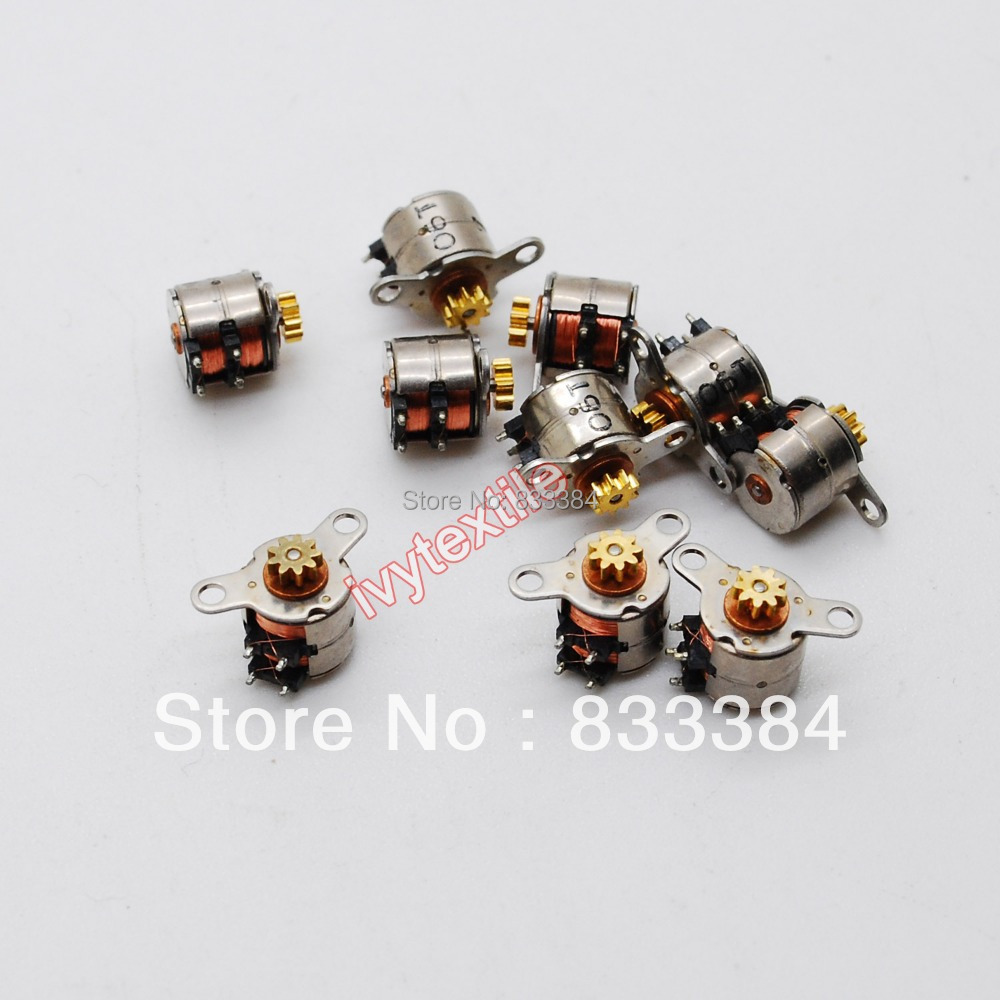 New 10 Pcs Japan Nidec Mini Stepper Motor Micro Stepper