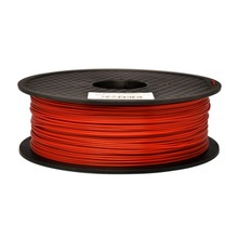 Synkia brand Red-Brown 3D Printer Filaments PLA 1kg plastic Rubber Consumables for 3d Pen MakerBot/RepRap/UP/Mendel