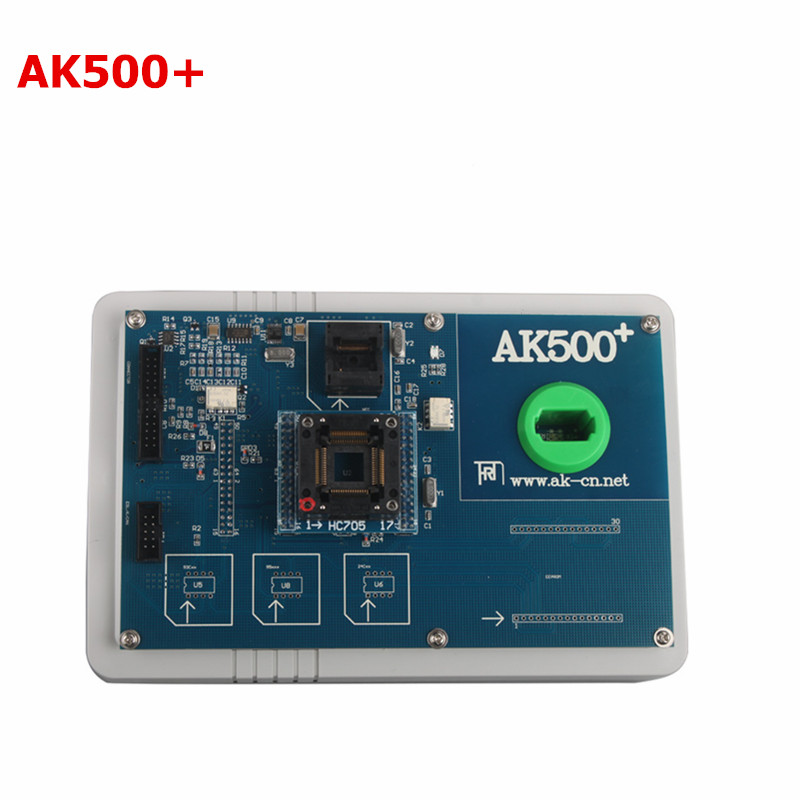 For Benz AK500+ Auto Key Programmer Diagnostic Scanner (Without Database Hard Disk) Auto Key Programmer For Mercedes Benz(China (Mainland))
