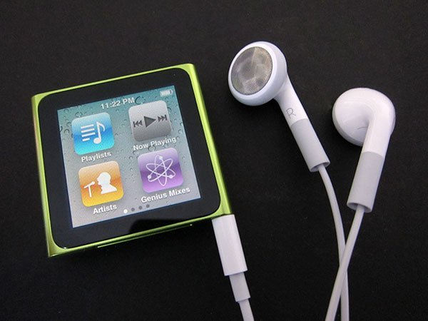 """free ship 8GB 6th Generation Clip MP3 MP4 Player Digital MP4 Player, 1.8"""" touch Screen 30PCS/LOT(China (Mainland))"""