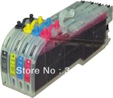 Shippinglc11, Lc16, Lc110, Lc61, Lc65, Lc67, Lc980, Lc990, Lc1100 многоразовый чернила картридж для брос mfc-290c, Mfc-490cw
