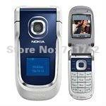 Original Nokia 2760 GSM Quad Band Double screen 0.3 Camera FM unlocked cell phone Free Shipping