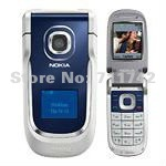 Nokia 2760 GSM Quad Band Double screen 0.3 Camera FM unlocked cell phone Fast Shipping(China (Mainland))