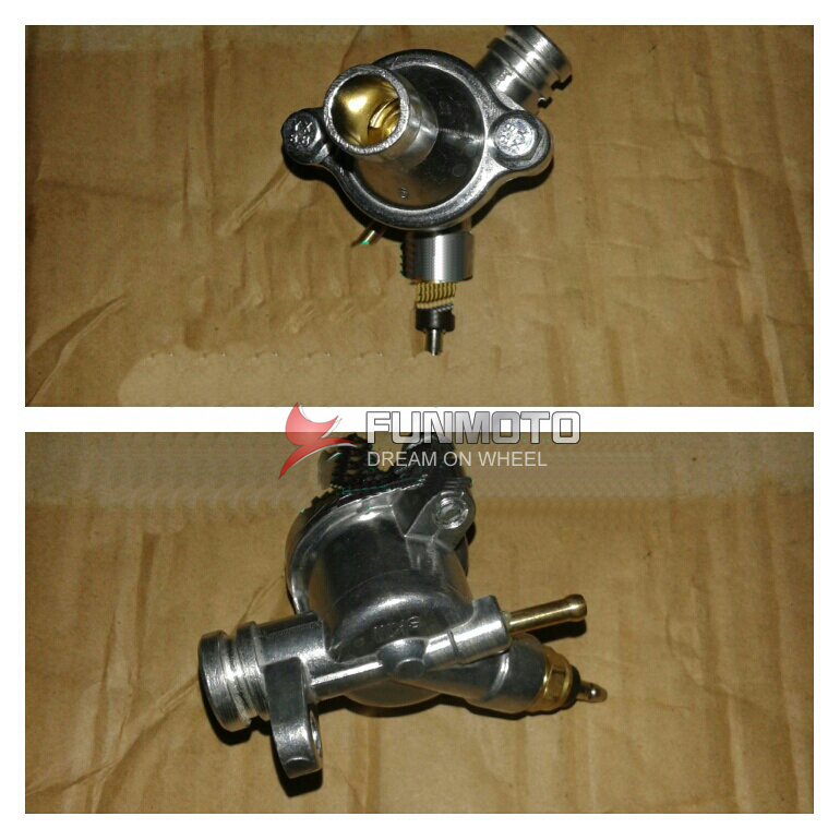 Lifan Zongshen tricycle accessories 150/175/200/250CC engine water-cooled thermostat assembly(China (Mainland))