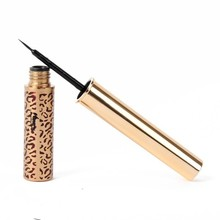Promation Beauty Makeup Cosmetic Black Waterproof Eyeliner Liquid Leopard Eye Liner Pen Pencil