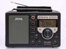 Express free Tecsun BCL-3000 BCL3000 Analog Tuner Multi-Band World Receiver FM/AM/SW Radio LCD Digital Display