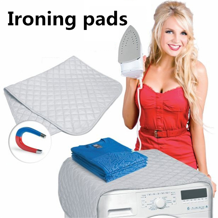 2014 New mini ironing board folding Ironing pads tabua de passar roupa cover Free shipping(China (Mainland))