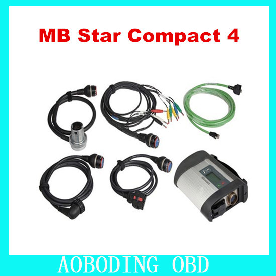 2015 New Arrive MB Star C4 With WIFI Function MB SD Connect Professional MB Diagnostic Tool(China (Mainland))