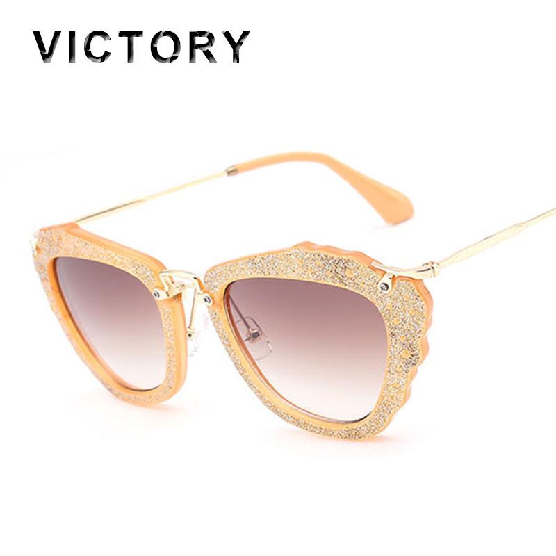 Gold Glitter Glasses Frames : Popular Gold Glitter Sunglasses-Buy Cheap Gold Glitter ...