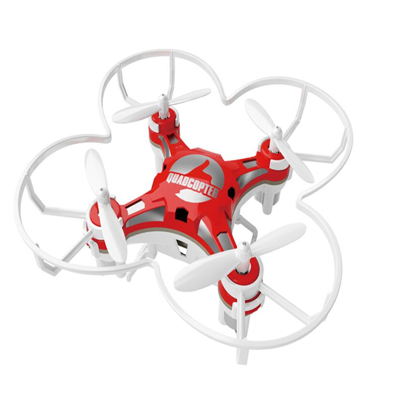 New FQ777 MINI DRONE 4CH 6AXIS GYRO RC QUADCOPTER Switchable Controller RTF UAV RC Helicopter Toys Mini Drones Gift Present