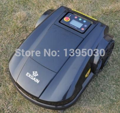 Free Shipping By DHL 1Pcs S520 4th generation robot lawn mower with Range Funtion,Auto Recharged,Remote Controller,Waterproof(China (Mainland))