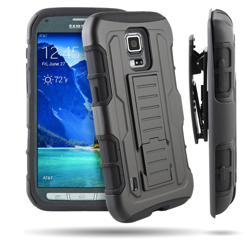 Future Armor Holster Kickstand Combo ShockProof Cover for ...