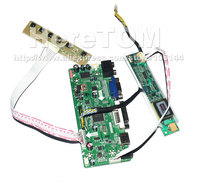 "HDMI+DVI+VGA+Audio Controller Board Driver Kit for 12.1"" LTN121W1-L03 LP133WX1 TLA1 TL A1"