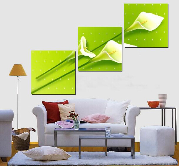 3 piece wall art set home decoration modern picture wall for Piece of living room decor