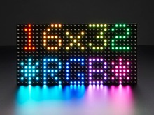 Buy Free Leeman 16x32 P6 RGB --- Free sample SMD p3 indoor rgb led display module,64x32 led module dot matrix p2 p3 p4 p5 for $924.51 in AliExpress store