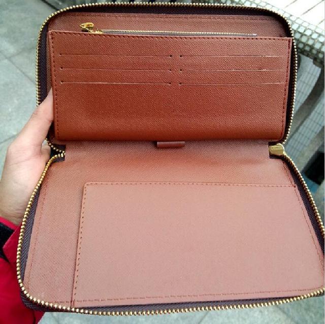2015 мужской бумажник L сумки из натуральной кожи длинный кошелек женский телячьей кожи кошельки