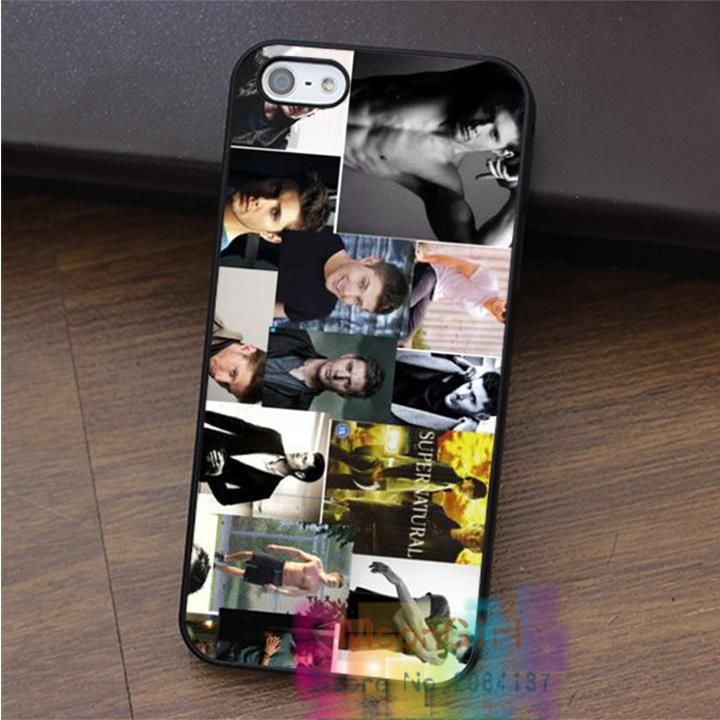 Jensen Ackles 11 fashion cell phone case for iphone 4 4s 5 5s 5c SE 6 6s & 6 plus & 6s plus #EF263