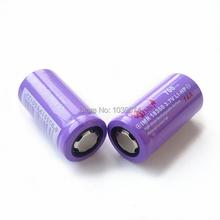 Высокая производительность 14A разряда IMR 18350 3.7 В 700 мАч литий-ионная аккумуляторная батарея для e-новые сигареты фонари