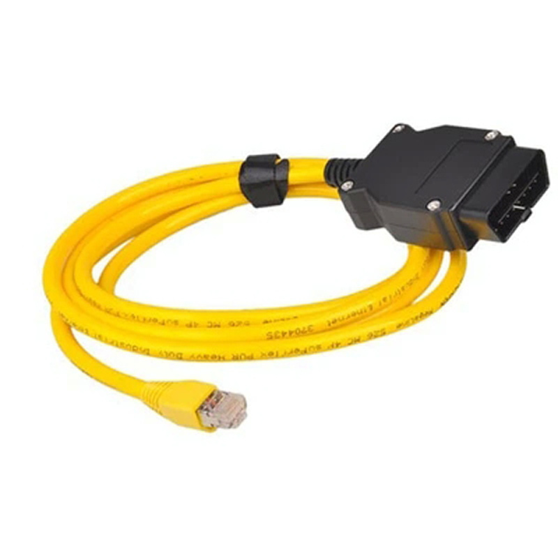 Diagnostic Cable ESYS 3.23.4 V50.3 Data Cable For BMW ENET Ethernet To OBD Interface Data E-SYS ICOM Coding For F-serie F50(China (Mainland))