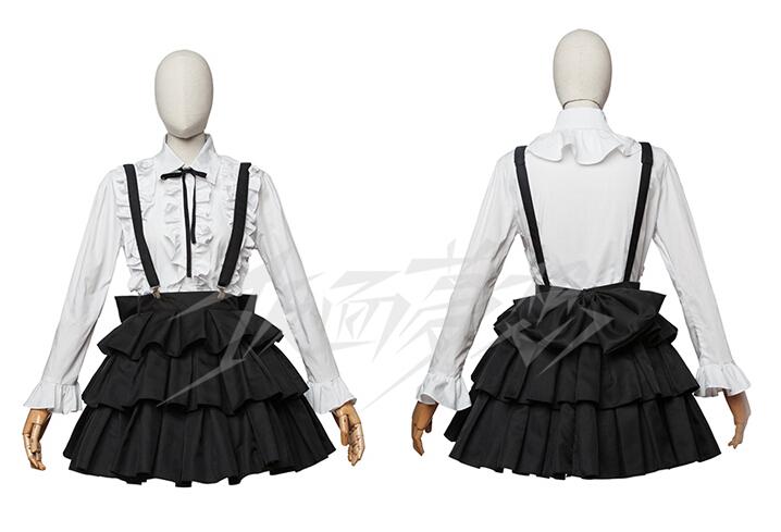 Free shipping Date A Live Itsuka Kotori cos clothing uniforms + Headwear + panniers anime cosplay Women