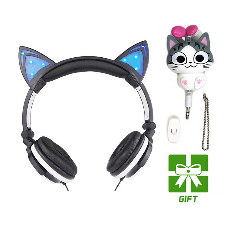 Cat Ears Headphones For Sale