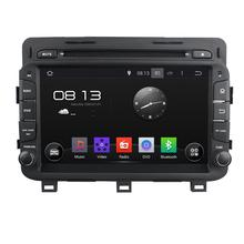 Rockchip 3188 Cortex A9 HD 1024*600 Quad Core 1.6G CPU 16GB Android 5.1.1 Car DVD Player Radio GPS Navi Stereo for KIA K5 2014