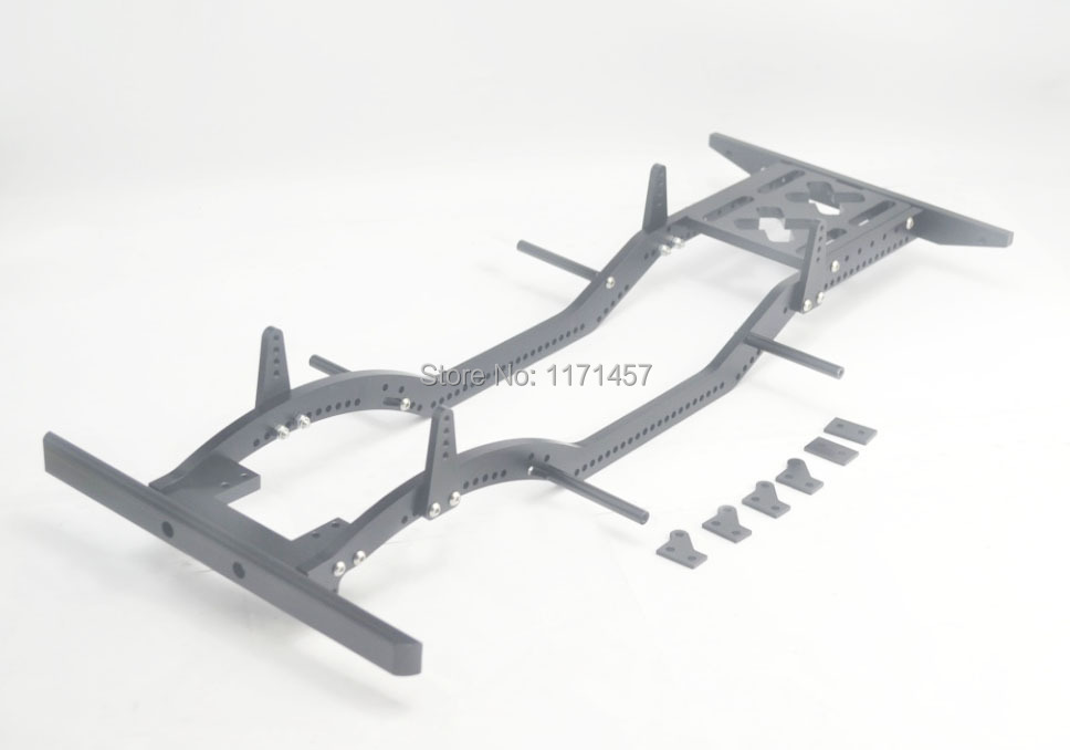 IDO-20 Aluminum Rock Crawler Chassis For SCX10/SCX-10 Land Rover D90<br><br>Aliexpress