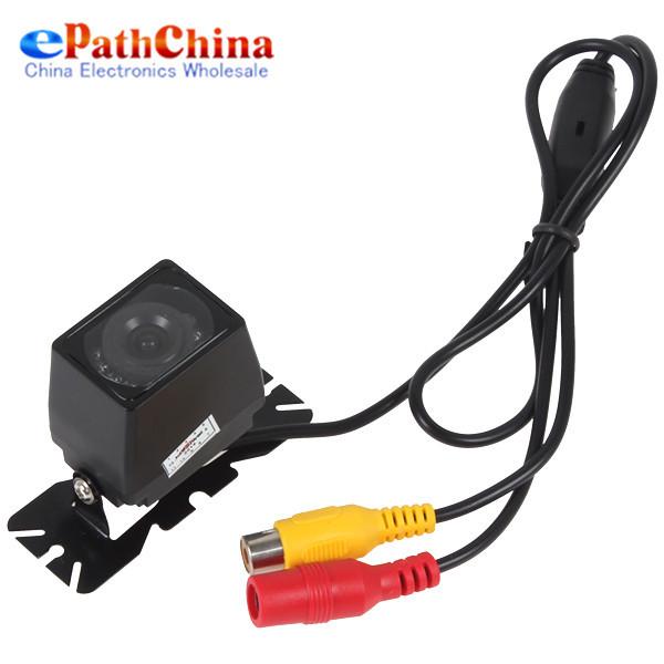 Adjustable Angle 2.8mm Lens 120 Degree View Angle Car Rear View Camera Reverse Rearview Night Vision Parking Camera - Color CMOS(China (Mainland))