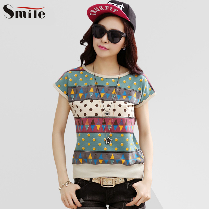 Women tops plus size print t shirts graphic tee shirt for T shirt graphics for sale