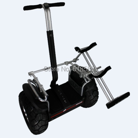 Crazy Dual-wheel Electric Scooter Golf 2*2000w Motor Powerful Vehicle Cart - Robot Group---Droid Technology CO., LTD store