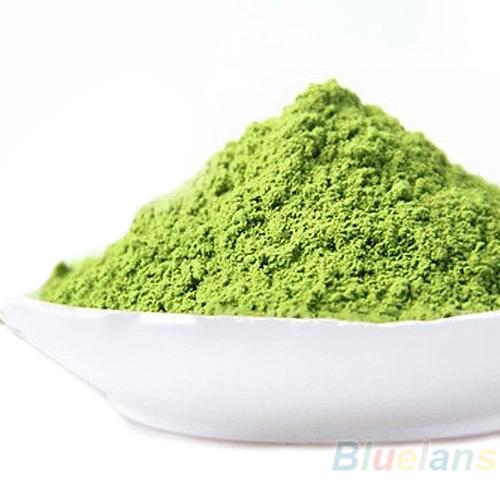 Matcha Powder Green Tea Pure Organic Certified Natural Premium Loose 70g 1JTB(China (Mainland))