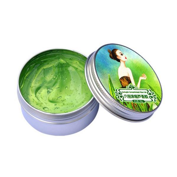 Aloe Vera Gel Cream Remove Acne Whitening Moisturizing Face Skin Care TQ(China (Mainland))