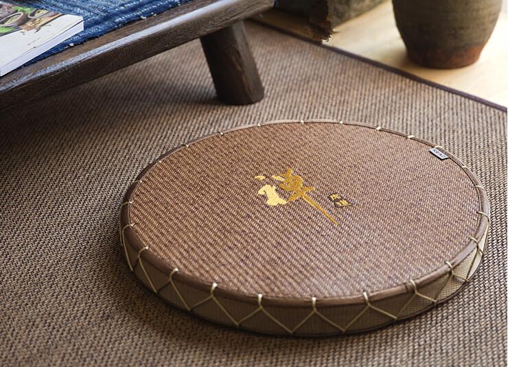 Compra cojines de asiento al aire libre online al por - Colchon tatami ...