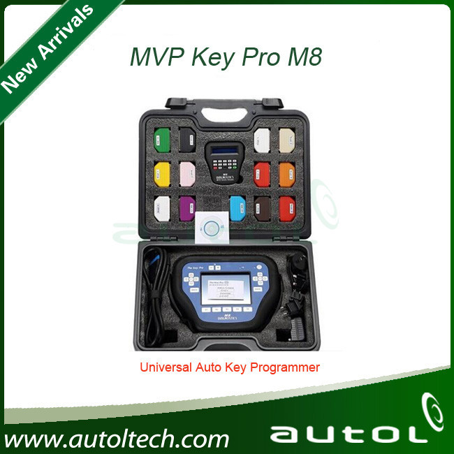 mvp pro transponder key programmer mvp pro m8 car key programming tools auto computer programmer(China (Mainland))