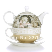 European Classical Bone China Tea Set Tea Service Coffee Set