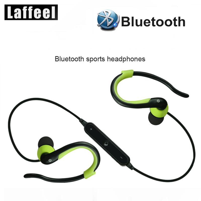 LAFFEEL Sport Heaphone Wireless Bluetooth 4.1 Stereo Ear Hook Earphone Running Headphone Bluetooth Headset Studio Music with Mic(China (Mainland))