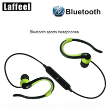 LAFFEEL Sport Heaphone Wireless Bluetooth 4.1 Stereo Ear Hook Earphone Running Headphone Bluetooth Headset Studio Music with Mic