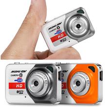 X6 Portable Ultra Mini HD High Denifition Digital Camera Mini DV Support 32GB TF Card with Mic Mini Camcorders 960P Children DV(China (Mainland))