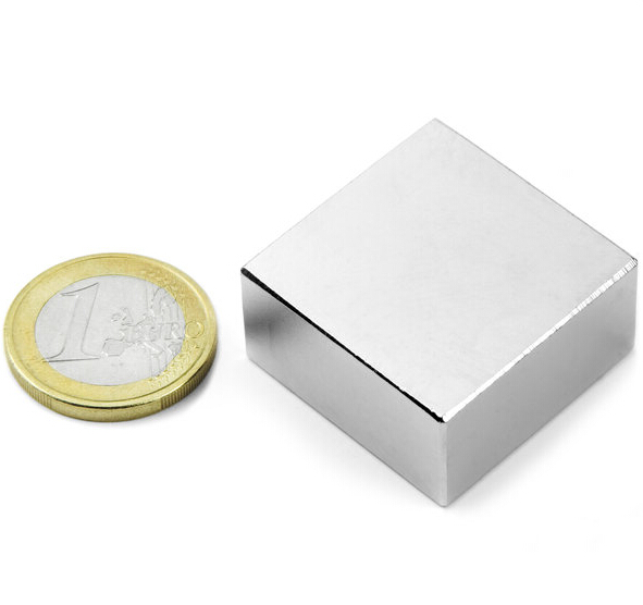 2PC 40X40X10MM 40 X 40 X 10 powerful magnet craft magnet neodymium permanent strong magnet n50 n52 HOLDS 30KG<br><br>Aliexpress