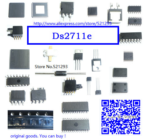 Free shipping Ds2711e NiMH charger, 16 TSSOP 2711 DS2711 2711E 3PCS/LOT(China (Mainland))