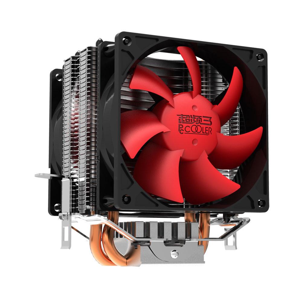 Cooljag SFO-Q Socket AM2 / 939 Heatsink Review - FrostyTech.com