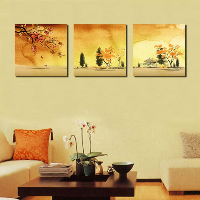3 Pcs (No Frame) beauty rose Wall Art Picture Modern Home Decor ...